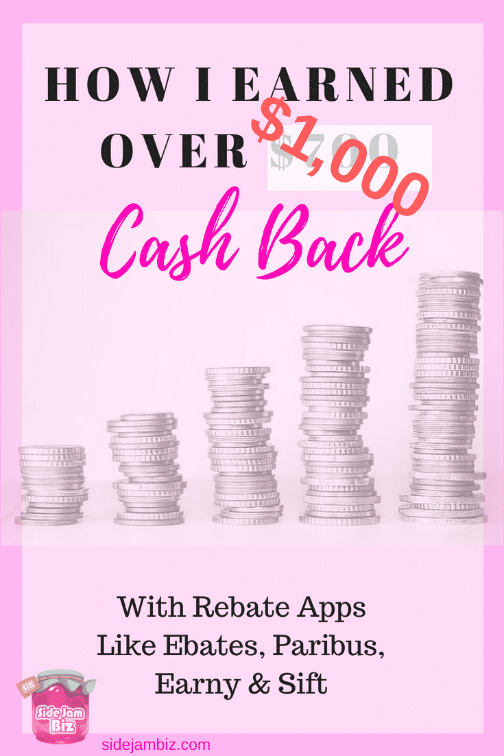 Is it possible to make money after you've spent money? With rebate services like Earny, Paribus, Ebates or Sift you can put cash back in your pocket. Sign up here to start earning cash back on your purchases with little to no effort. Make a passive income by shopping for items that you love.