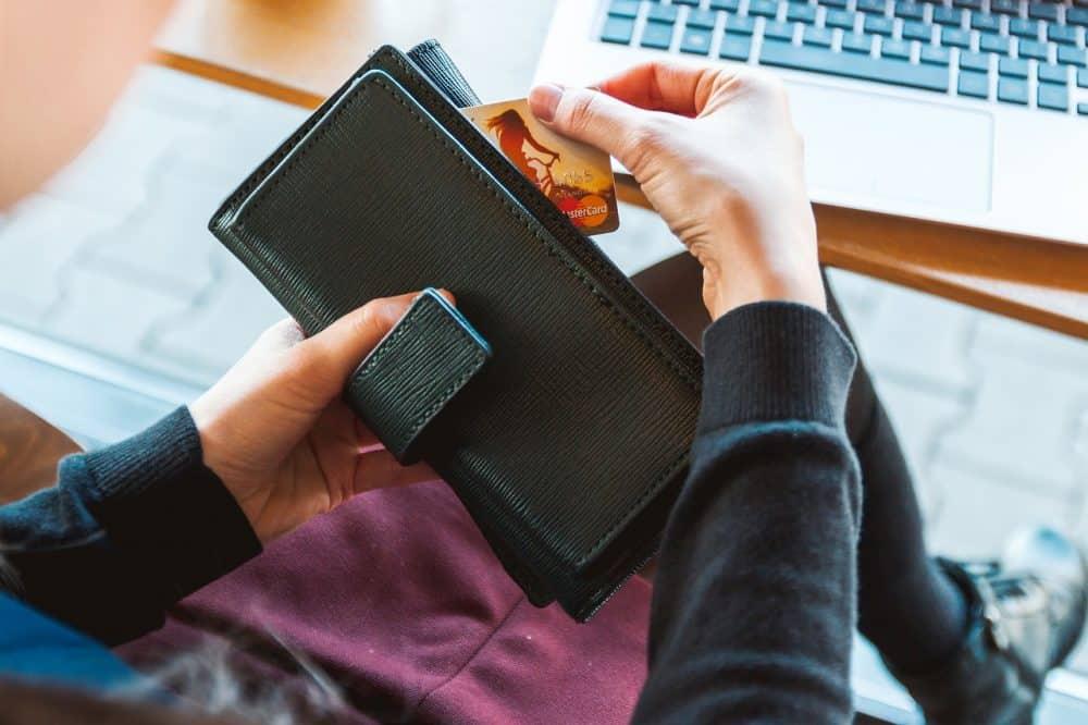 Black Friday Regrets - Wallet, Credit Card