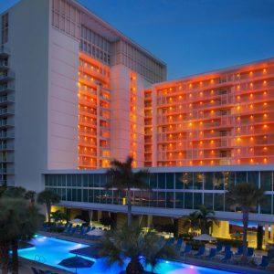 11. Marriott Crystal Shores