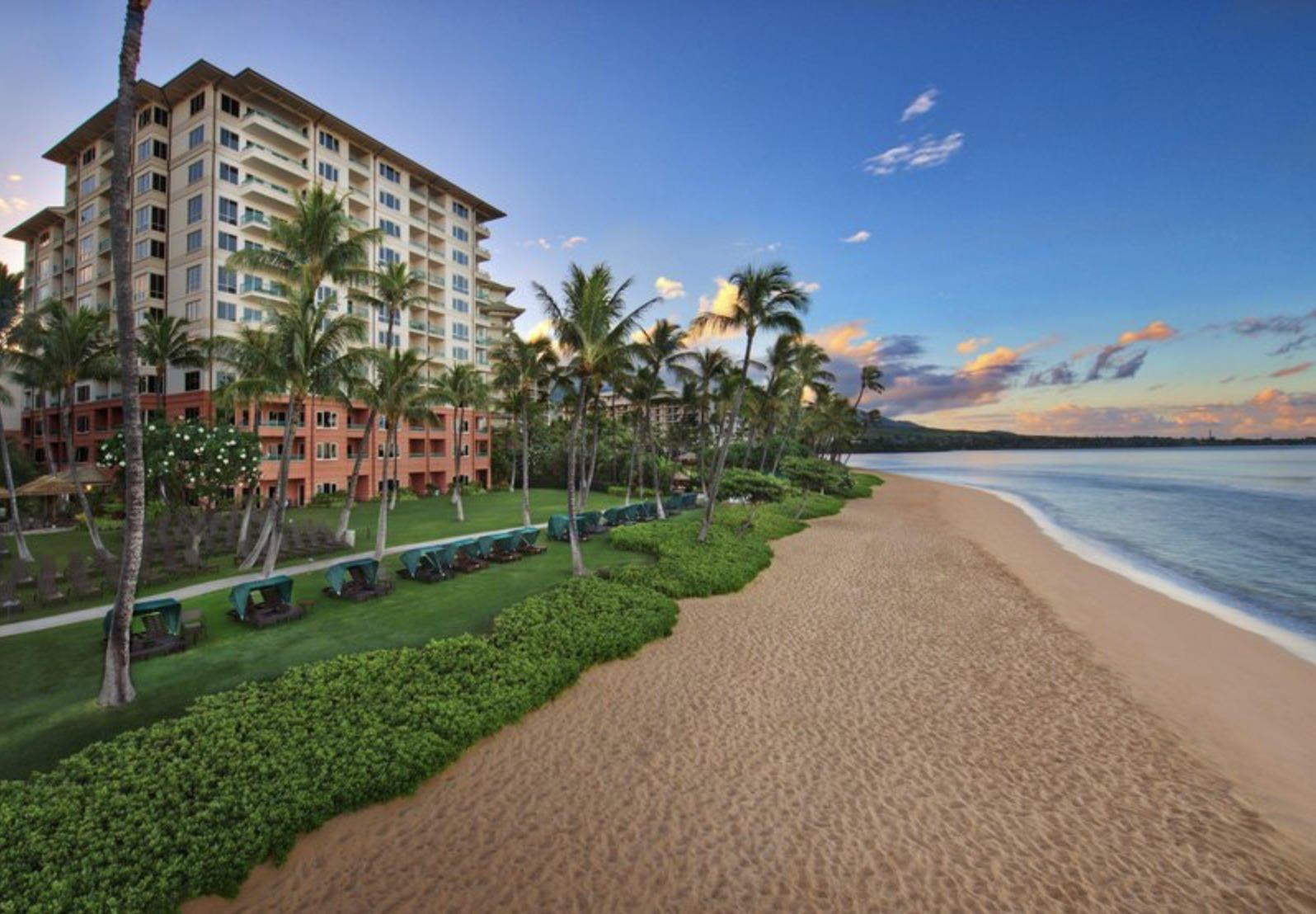 16. Marriott Maui Ocean Club