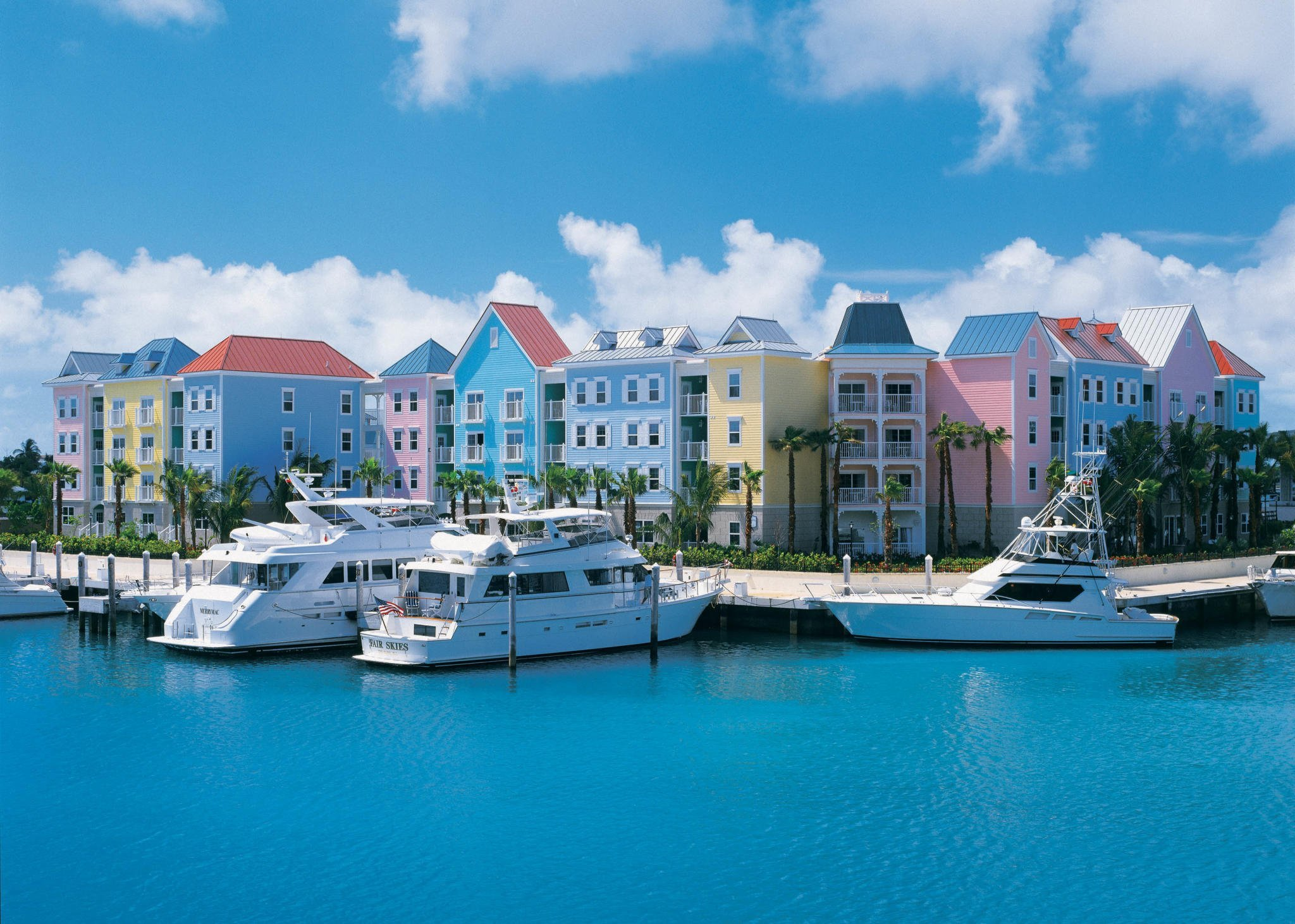 18. Harborside Resort at Atlantis