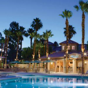 23. Marriott Desert Springs Villas