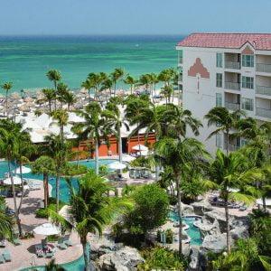 3. Marriott Aruba Surf Club