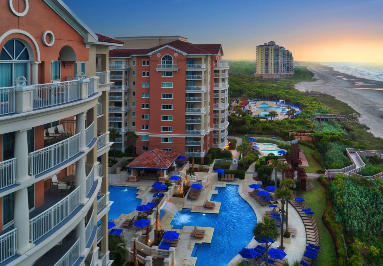 6. Marriott OceanWatch Villas