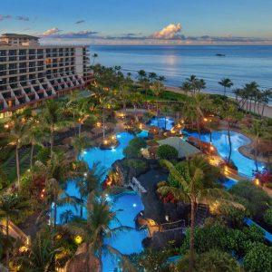 7. Marriott Maui Ocean Club