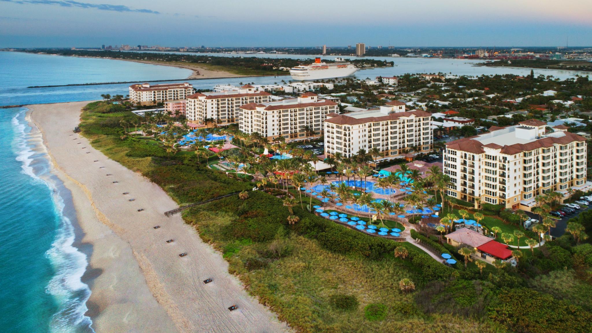 8. Marriott Ocean Pointe