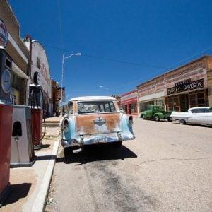 Bisbee Arizona Main St