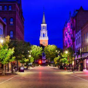 Church Street Vermont