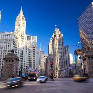 Maginificent Mile Chicago
