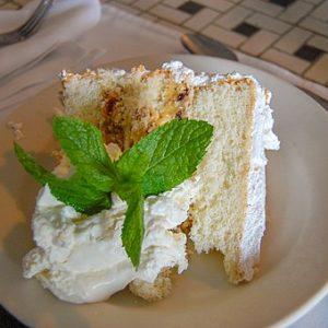ALABAMA Slice of lane cake courtesy of wikimedia
