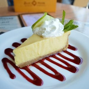 Florida key lime pie courtesy of Pixabay
