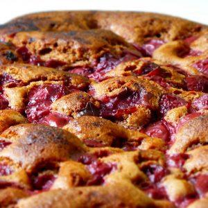 Michigan cherry pie courtesy of pixabay