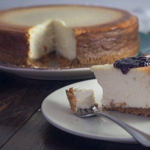 NY cheesecake courtesy of pixabay