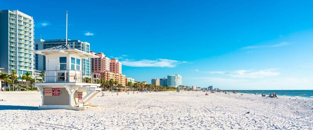 Clearwater Beach via mariakray Shutterstock 1