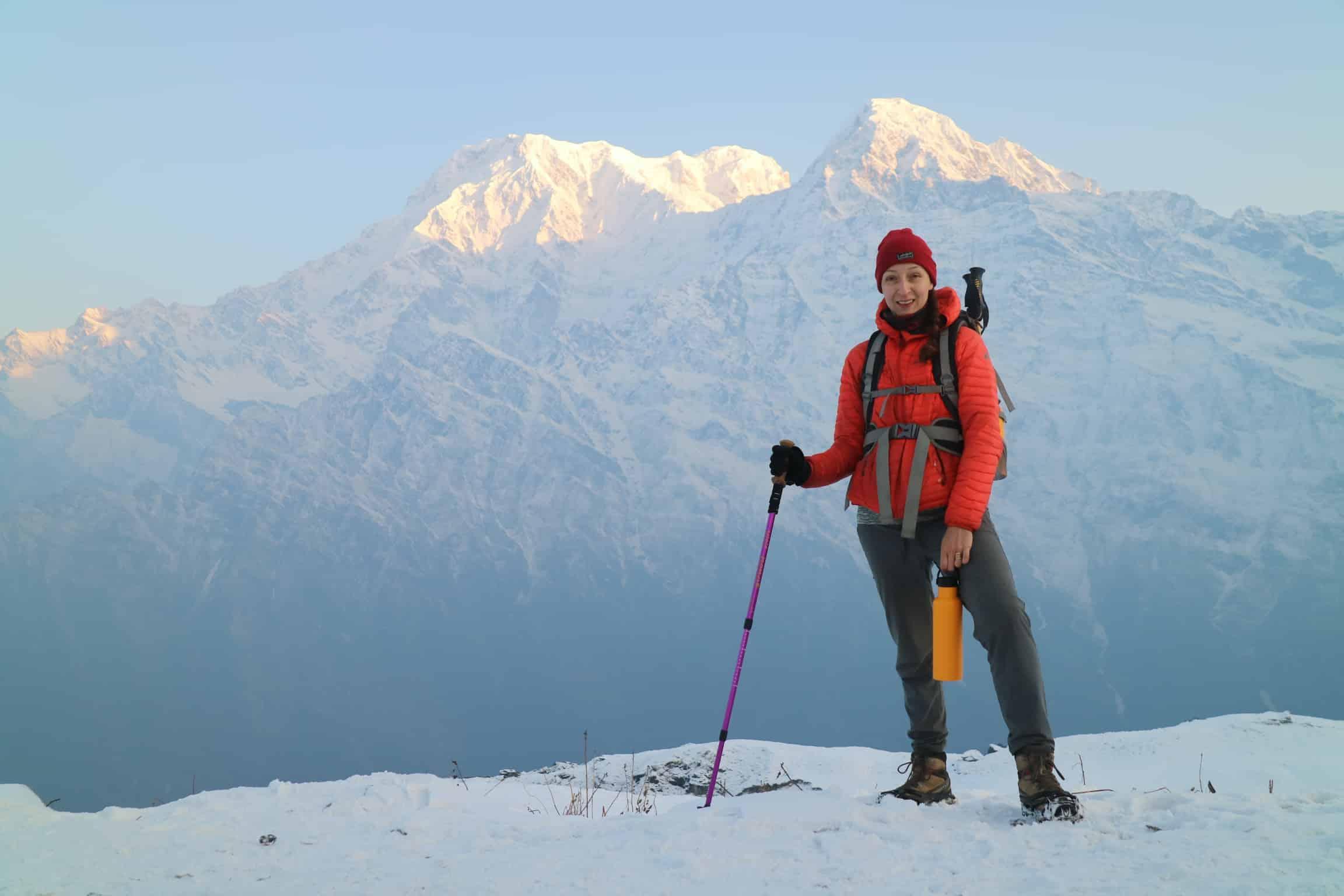 Full Time Explorer Michelle Della Giovanna