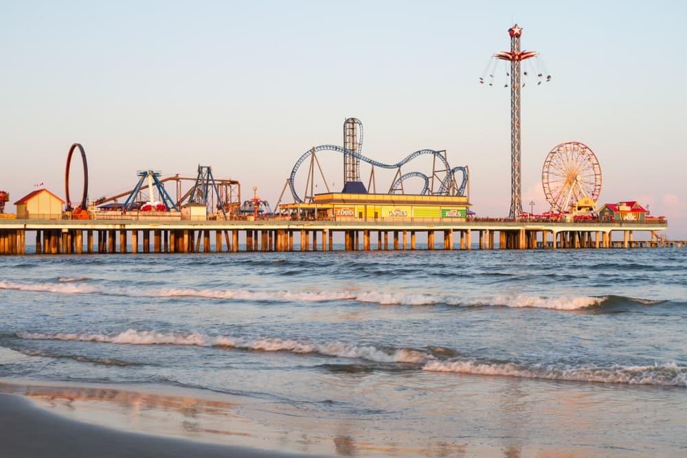 Galveston via Carlos Bruzos Valin Shutterstock