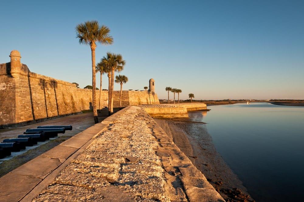 St. Augustine via Nagel Photography Shutterstock