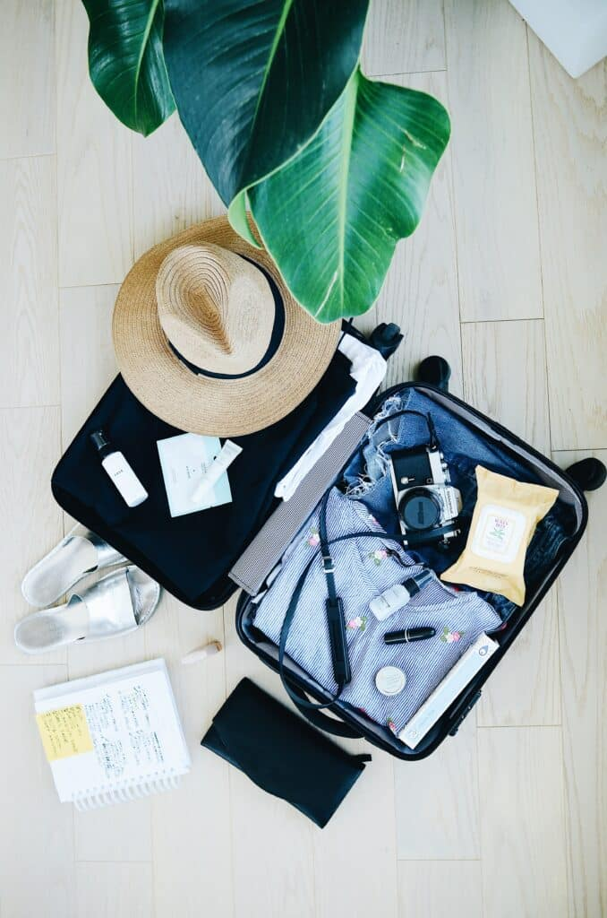 pack better with a travel checklist