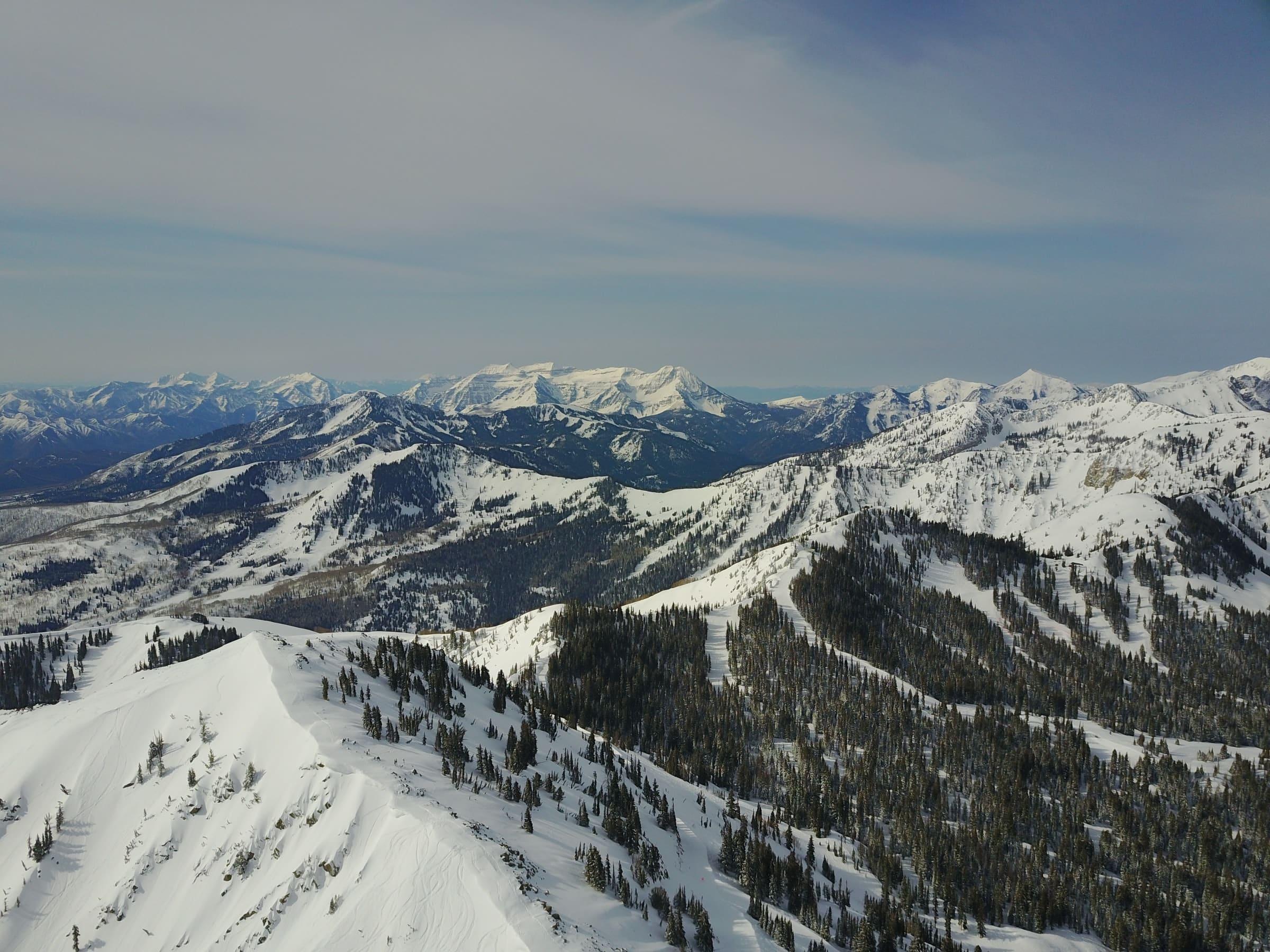 NEW brighton ski resort unsplash