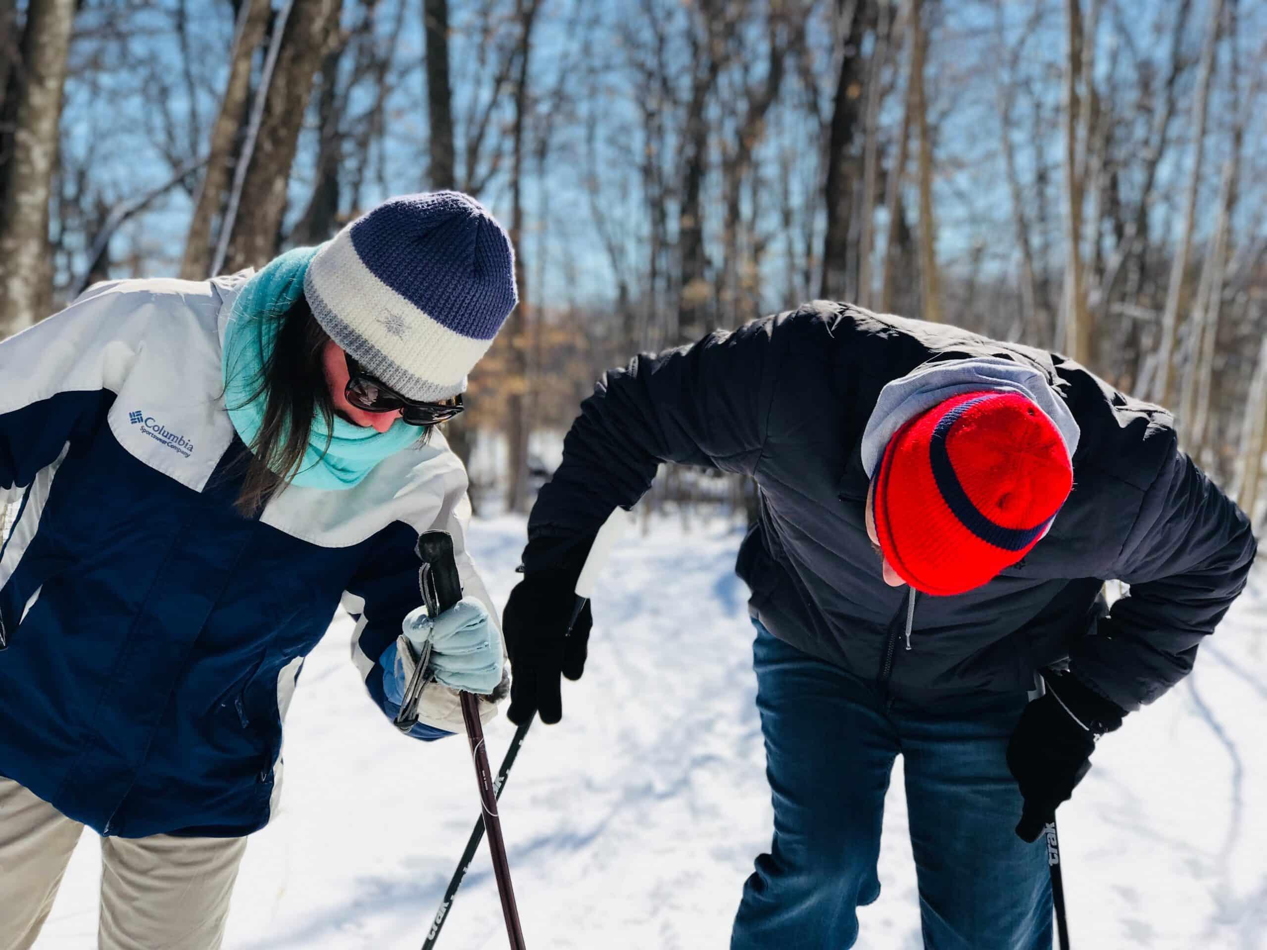 lake louise skiiers unsplash scaled